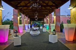 Eventos de empresa en un espacio diferente. Retamares Events Suites & Golf