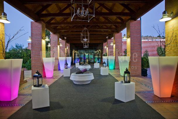 Eventos de empresa en un espacio diferente. Retamares casino club de golf suites
