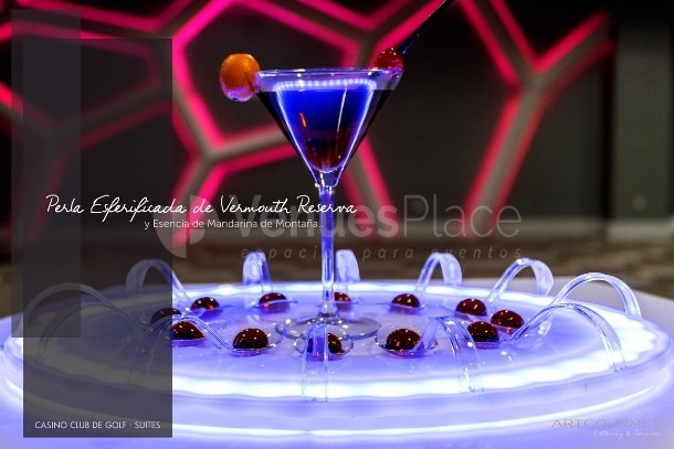 Molecular experience en Retamares Events Suites & Golf