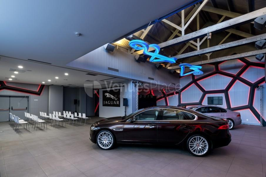 Evento de coches en Retamares Events Suites & Golf