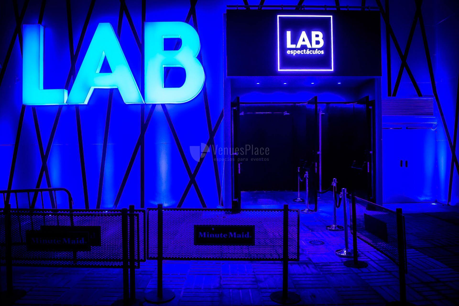 Espacio Lab - Pabellón multiusos en Rolling- Lab MEEU