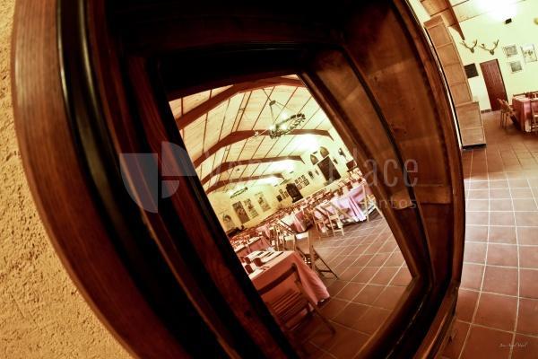 Detalles del salón Tinajón Cortijo de Arenales