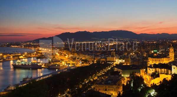 Las mejores terrazas de Málaga En Venu