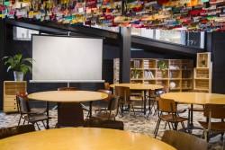 Sala Atenas en Impact Hub Alameda