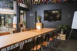Sala San Francisco en Impact Hub Alameda