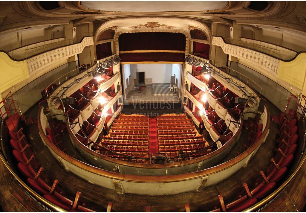 Teatro Cofidis Alc Zar Venuesplace