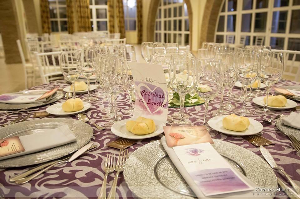 Montaje bodas y banquetes de empresa en Hacienda Nuestra Señora de Guadalupe