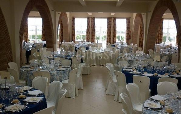 Montaje detalles para tu boda en Hacienda Nuestra Señora de Guadalupe