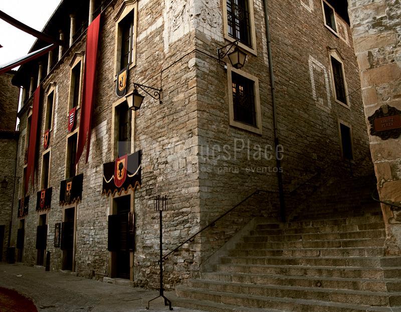 Palacio de Villa Suso