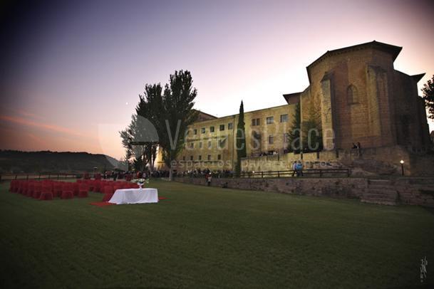 Exterior Monasterio del Espino