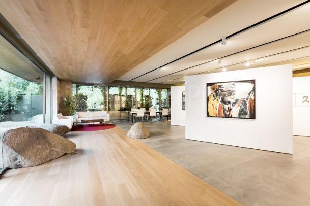 Interior 2 en Galería de Arte en Castellana