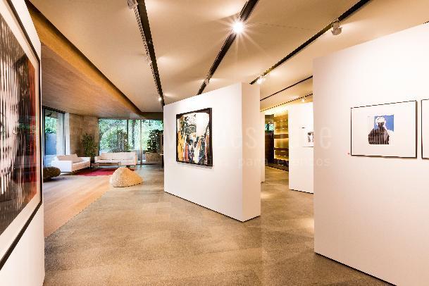 Interior 5 en Galería de Arte en Castellana