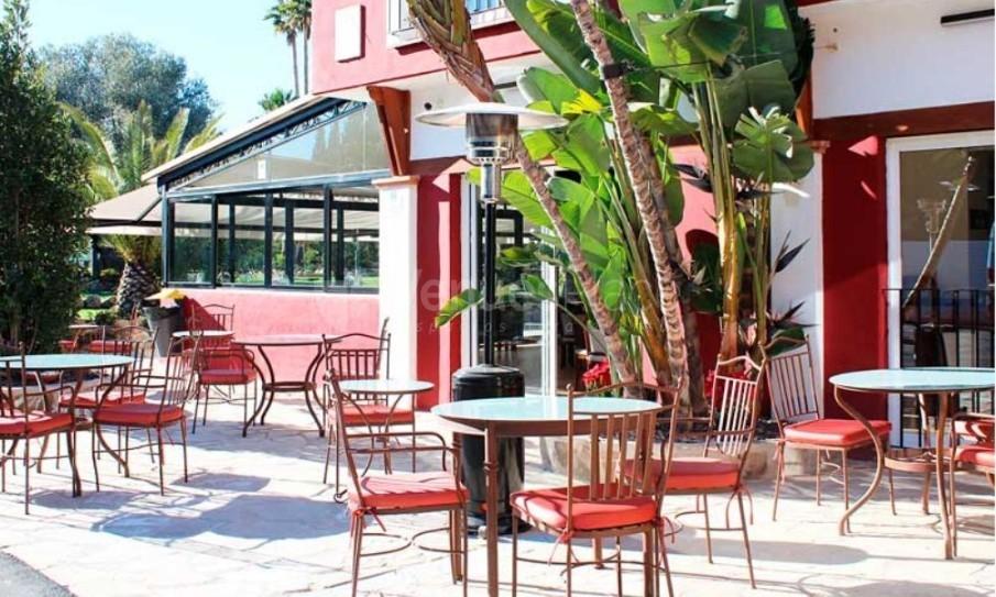 Exterior 1 en Resort Mas Camarena