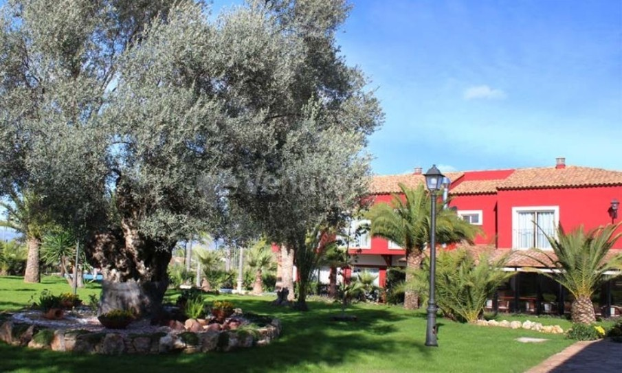Exterior 4 en Resort Mas Camarena