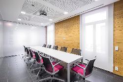 sala 3 El Colegio Oficial de Aparejadores y Arquitectos Técnicos de Madrid
