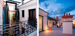 Azotea para eventos únicos en el Colegio Oficial de Aparejadores y Arquitectos Técnicos de Madrid