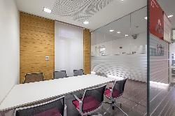 sala 1 El Colegio Oficial de Aparejadores y Arquitectos Técnicos de Madrid