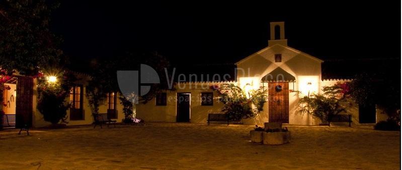Celebra tu evento en las noches de Cádiz en Finca El Sotillo Viejo