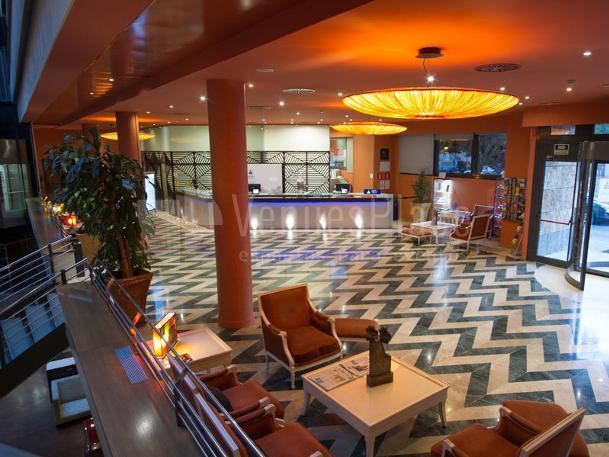 Recepción en Hotel Ribera de Triana