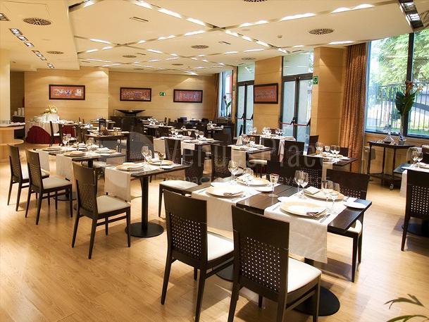 Restaurante en Hotel Ribera de Triana
