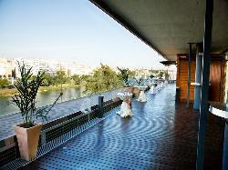 Terraza enHotel Ribera de Triana