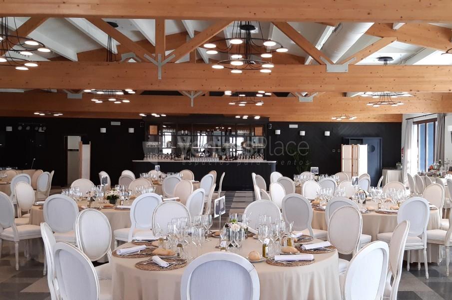 Banquete en Hotel Hospes Palacio de Arenales & Spa Cáceres