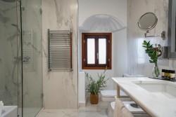 Baños renovados en Hotel Hospes Palacio de Arenales & Spa Cáceres