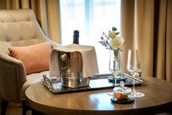 Atenciones especiales en Hotel Hospes Palacio de Arenales & Spa Cáceres