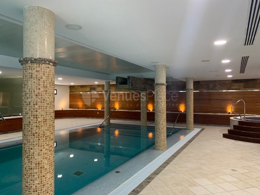 Circuito de Spa en Hotel Hospes Palacio de Arenales & Spa Cáceres