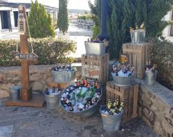 Estaciones eventos en Hotel Hospes Palacio de Arenales & Spa Cáceres