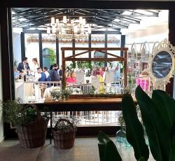 Evento en Patio Invernadero en Hotel Hospes Palacio de Arenales & Spa Cáceres