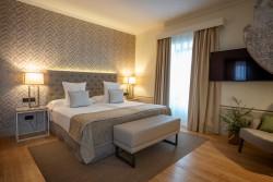 Habitación Deluxe en Hotel Hospes Palacio de Arenales & Spa Cáceres