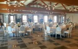 Salón banquetes en Hotel Hospes Palacio de Arenales & Spa Cáceres