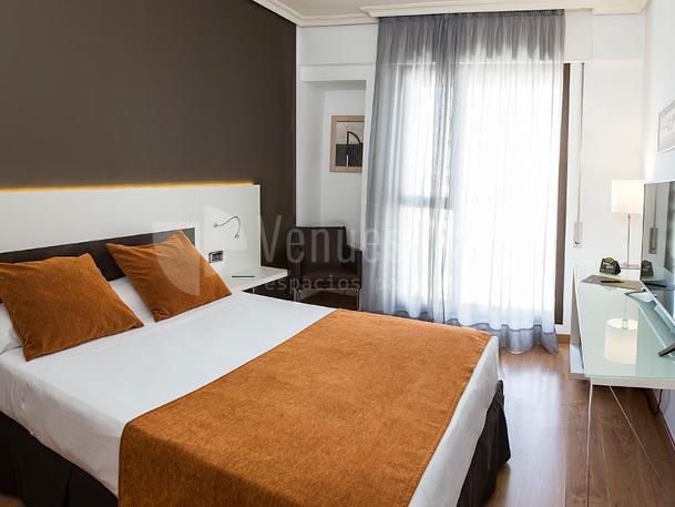 Interior 5 en Sercotel Gran Hotel Zurbarán