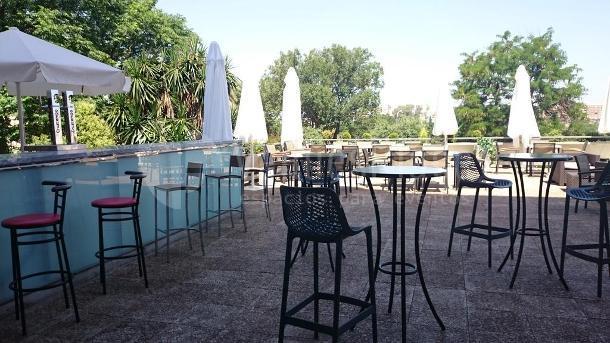 Interior 14 en Sercotel Gran Hotel Zurbarán
