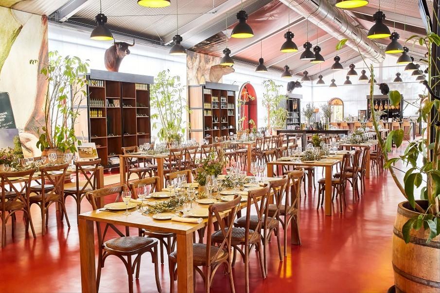 Interior 2 en La Organic Experience