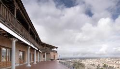 Exterior 4 en Parador de Toledo