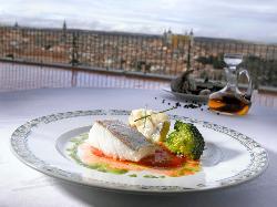 Menú 1 en Parador de Toledo