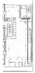 Plano Terraza en Fundación Carlos de Amberes