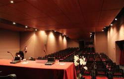 Eventos en auditorio de la Fundación Carlos de Amberes
