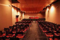 Auditorio en Fundación Carlos de Amberes