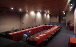Eventos corporativos en Auditorio en la Fundación Carlos de Amberes