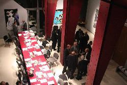 Reunión en la Sala Gante