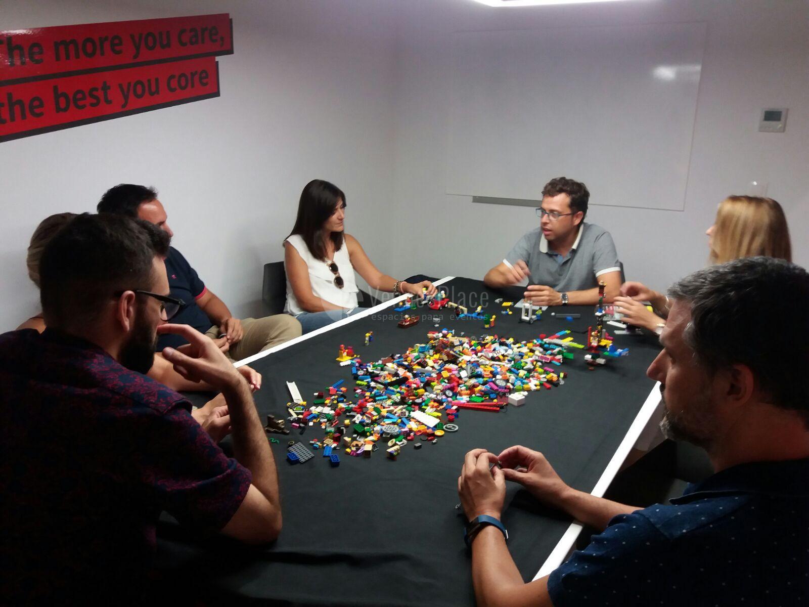 Reuniones en ULab Ideas Meeting Point