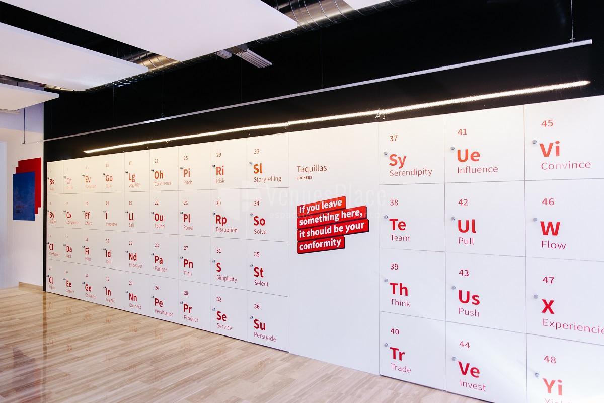 Celebra tu evento en ULab Ideas Meeting Point