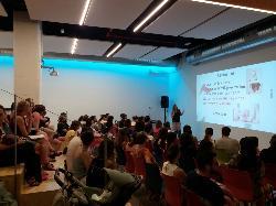 Montaje eventos en ULab Ideas Meeting Point