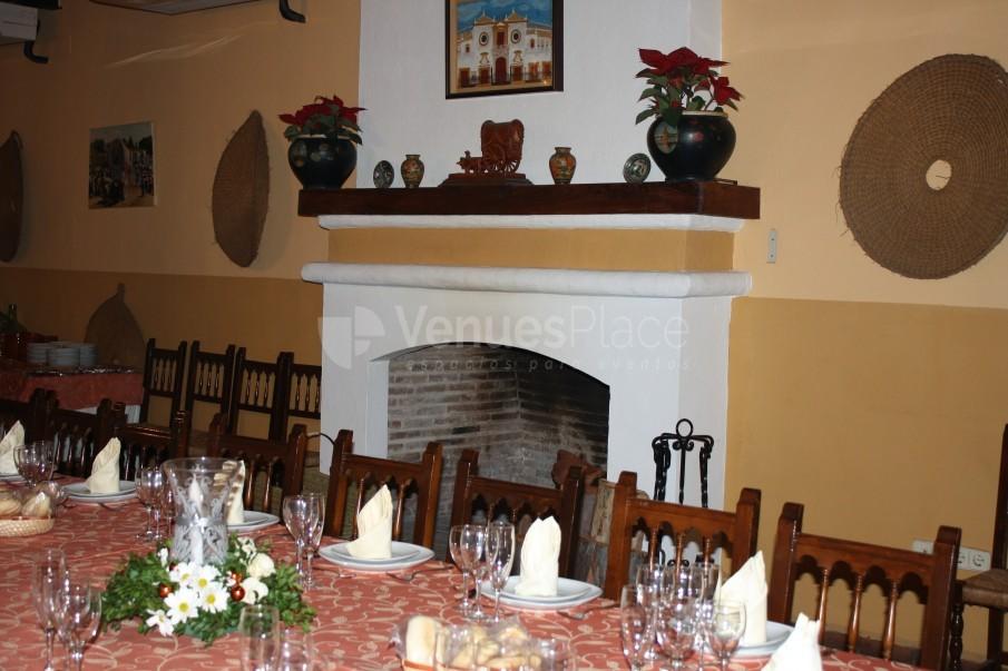 Interior 2 en Salones Manuel Ochoa