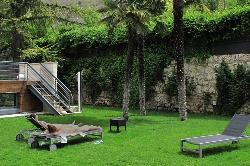 Jardín - solarium en Niwa