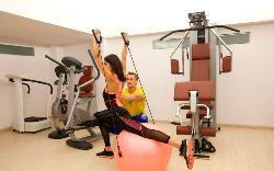 Espacio fitness en Niwa