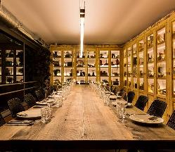 Sala Privada Restaurante Pointer
